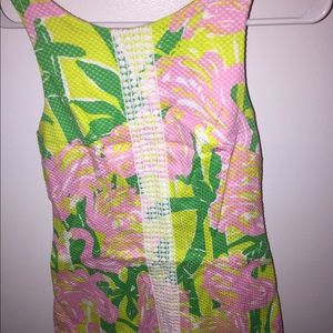 Lilly Pulitzer dress - only worn once